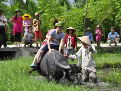 Tour Khám phá Làng quê sinh thái Cẩm Thanh